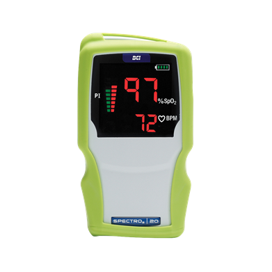 SPECTRO2™ 20 Pulse Oximeter, Patient Monitoring | Smiths Medical