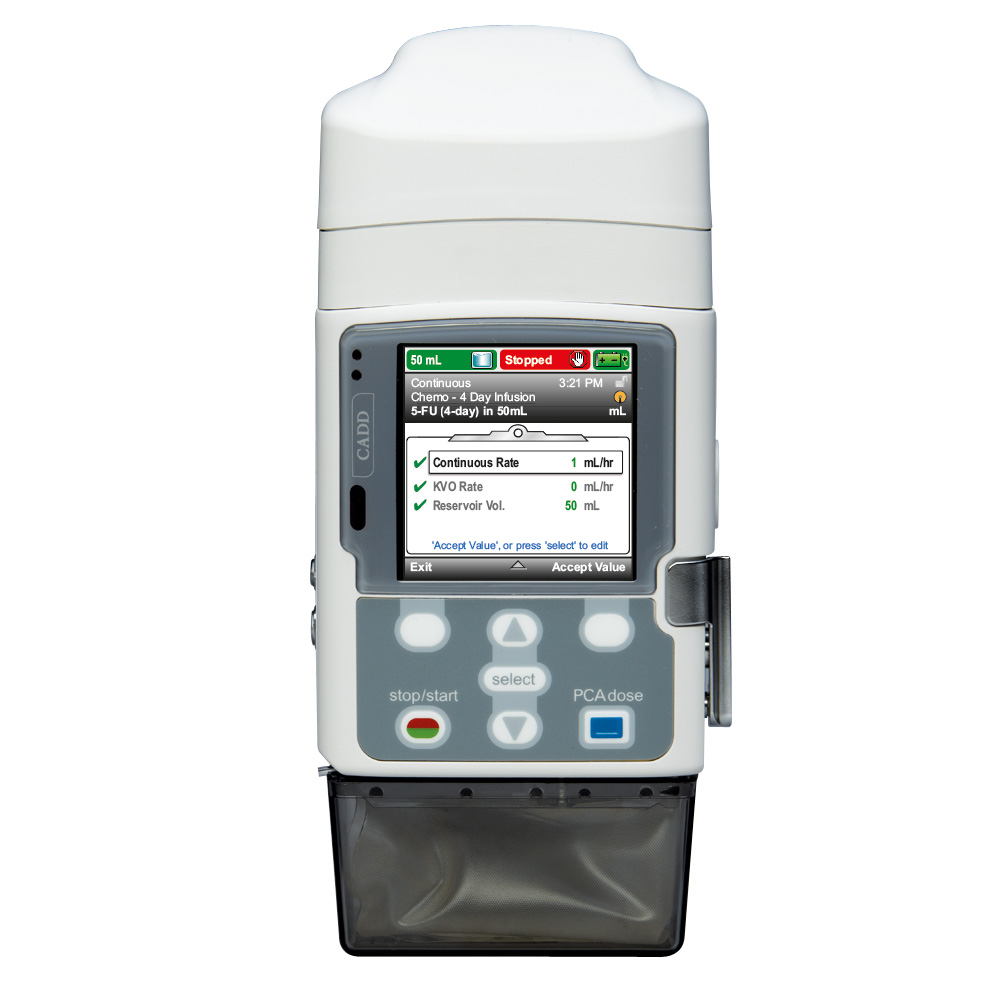 CADD®-Solis Ambulatory Infusion Pump with Wireless