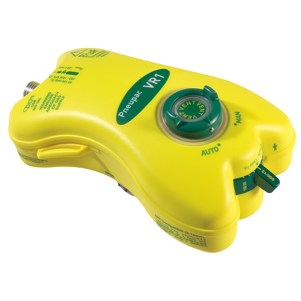 Pneupac Vr1 Ventilation Smiths Medical Micro Ventilator Responder The Has Been Designed As A Resuscitator For Personnel In Hospital Ambulance Fire And Police Services Also Use
